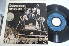 SELECTION READER'S DIGEST 45T DEBARQUEMENT SUR LA LUNE OPERATION APOLLON XI.