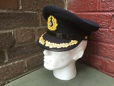 WW2 German Navy Kriegsmarine Captains visor cap size 60