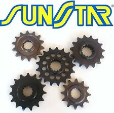 3A515 PIGNONE SUNSTAR 15 DENTI KAWASAKI ZX6R NINJA Marches./OZ/Marvic 600 07-14