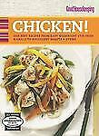 Good Housekeeping Chicken!: Our Best Recipes from Easy Weeknight Stir--ExLibrary