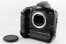 【Excellent+++】Canon EOS-1V HS 35mm SLR Film Camera Body w/PB-E2 from JAPAN #162
