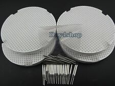 4PCS Dental Lab Honeycomb Firing Trays w/ 40 metal Pins