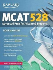 Kaplan MCAT Advanced 2015 by Kaplan (2014, Paperback)