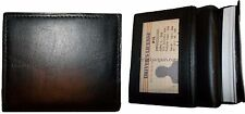 Lot of 2. Card case. Women/men's Leather Business Credit Card ID Sixty card case