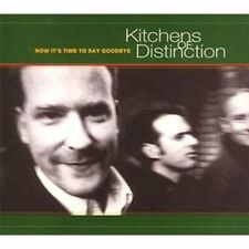Kitchens of Distinction now it 's time to say goodbye (4 tracks, 1994) [Maxi-CD]