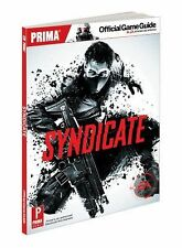 Syndicate : Prima Official Game Guide by Prima Games Staff and Michael Knight (2