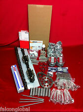 Cadillac 390 Deluxe Engine Kit Pistons+Cam+STAINLESS Valves+PerTronix 59-62