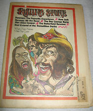 ROLLING STONE MAGAZINE*ISSUE 131-DR HOOK-ALICE COOPER-KNIEVEL-PINK FLOYD-1973