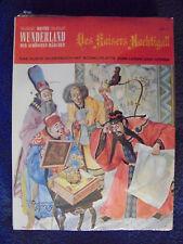 Des Kaisers Nachtigall   Nr. 11  Bastei Wunderland 45 + Buch  OVP  NEU