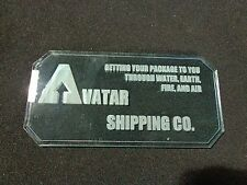 TTCombat - Sci Fi Scenics - Sign F - Avatar Shipping - Great for Infinity