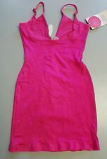 Victoria's Secret #°2 Confident Pink Push-Up Shaping Slip with Panty M 8-10