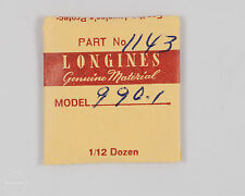 Longines Genuine Material Part #1143 Oscillating Weight for 990.1