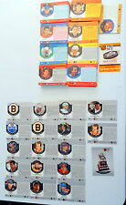 1990-1991 PRO SET NHL HOCKEY CARDS # 1-405 and NHL PRO SET
