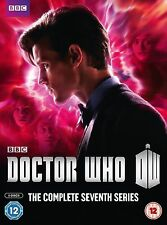 Doctor Who - The Complete Series 7  Matt Smith, Jenna-Louise Coleman New DVD