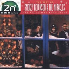 The Christmas Collection by Smokey Robinson & the Miracles (sealed cd) ~ Motown