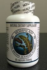 Modifilan Pure Brown Seaweed Extract 90 Capsules 500 mg