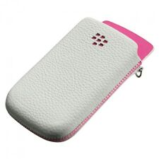 Genuine Blackberry Pelle Custodia Case COVER ACC-32840-301 BB Torch 9800