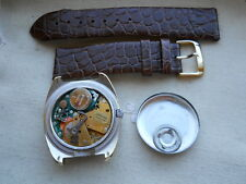 VERY RARE LARGEST VINTAGE,1969 BENRUS CITATION,SWISS, ELECTRONIC,GP/SS,SERVICED