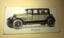 1924 MARMON - Imperial Tobacco Co. CANADA Cigarette Card RARE