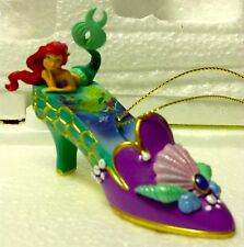 NEW Disney's PRINCESS SHOE ORNAMENT - ARIEL from THE LITTLE MERMAID