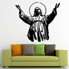 Jesus Christian Character Removable Decal Wall Sticker Mural Home Room Decor