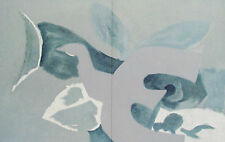BRAQUE - FISHES OF THE SEA  - ORIGINAL  LITHOGRAPH - 1967 - FREE SHIP IN THE US!