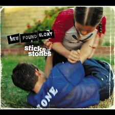 New Found Glory Stick and stones (2002) [CD]