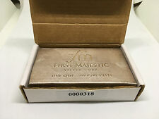 1 kilo 32.15 oz .999 Silver Bar First Majestic Silver Corp SERIAL#318