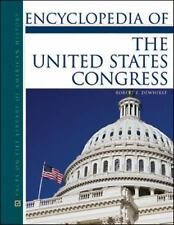 Encyclopedia of the United States Congress (Facts on File Library of American Hi