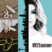 Free Shipping Grey's Anatomy inspired Doctors necklace