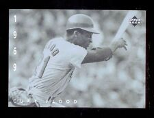 1994 UD Upper Deck CURT FLOOD American Epic Ken Burns Baseball Card