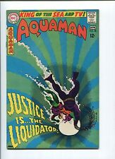 AQUAMAN  #38   9.2  NM-   ONE OWNER!!   NICE PAGES!!    COOL COVER!