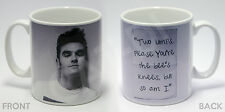 Two Lumps Please, Morrissey The Smiths Mug Quote Funny Tea Coffee Gift Christmas