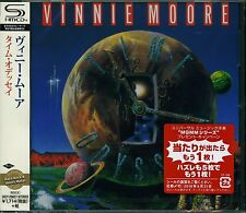 VINNIE MOORE TIME ODYSSEY 2016 JPN SHM RMST CD - BRAND NEW/SEALED GIFT PERFECT!