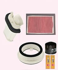 TMAX Service kit- Plug Air & Oil filters for YAMAHA XP T  XP500 T-MAX 2008-11