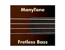 ManyTone Fretless Bass Sample Library for Native Instruments Kontakt NI