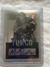 2003-04 Topps Pristine Marty Turco Autograph #PE-MT Dallas Star