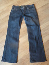 "womens 7 for all mankind bootcut jeans - size 31"" waist great condition"