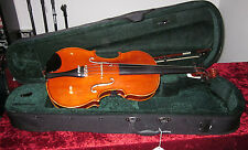 "Torelli 16"" Viola With New Cremona Case and Bow"
