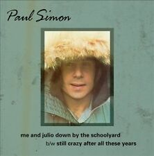 NEW Me & Julio Down By The School Yard [single] by Paul Simon CD (Vinyl)