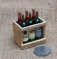 1:6 During Europe Europe World War II  wine box  short bar for action figure toy
