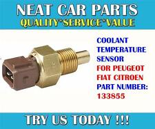 COOLANT TEMPERATURE SENSOR SWITCH FOR CITROEN AX BERLINGO SYNERGIE XANTIA 133855