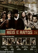 Reis e Ratos DVD [ Kings and Rats ] [ Subtitles in English + Portuguese ]