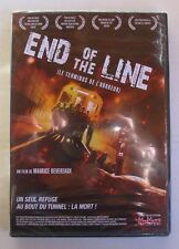 DVD END OF THE LINE - Ilona ELKINE / Nicolas WRIGHT - Maurice DEVEREAUX - NEUF