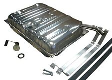 49-52 Chevy Stainless steel gas fuel tank kit W/ sending unit & strap kit