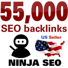 55,000 Verified SEO Backlinks. Full Report & Over-delivery.