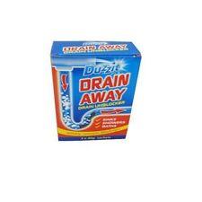 NUOVO: Duzzit Drain Away cervelli unblocker adatto per lavabi, docce, bagni