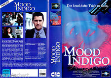 VHS -- Mood INDIGO ( Relentless: Mind of a Killer ) -- (1993) - Tim Matheson