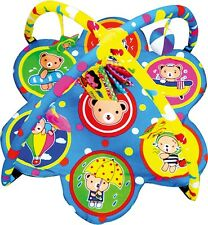 Baby Mat Play Gym Soft Activity Foam Musical Playmat Kids Toys Gym Floor Toddler