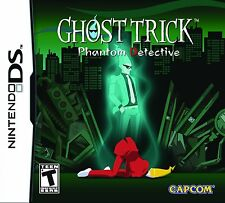 Ghost Trick: Phantom Detective [Nintendo DS DSi, Video Game, Mystery] Brand NEW